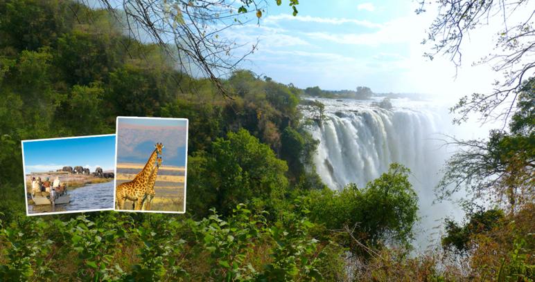 Afrique australe, expérience inédite aux confins du monde