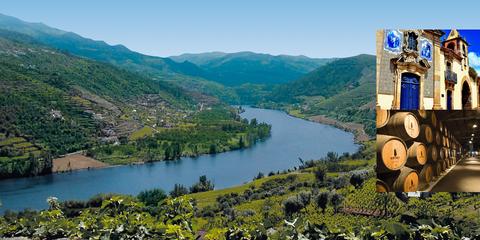 Croisière sur le Douro, route des vins et patrimoine de l'UNESCO