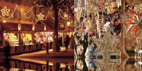 Les marchés de Noël en Alsace 2019