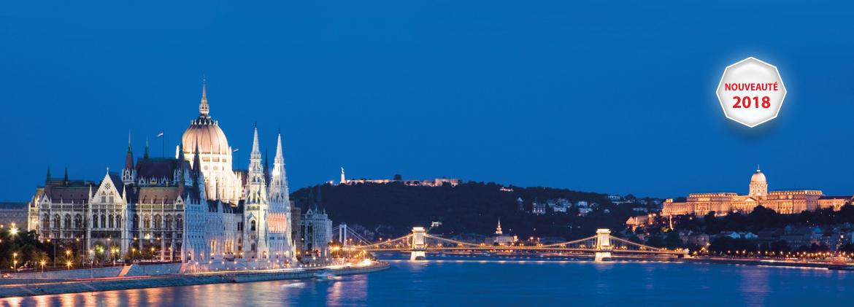 La magie des marchés de Noël des grandes capitales du Danube