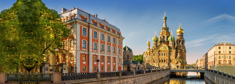Au fil des fleuves et des lacs de Russie