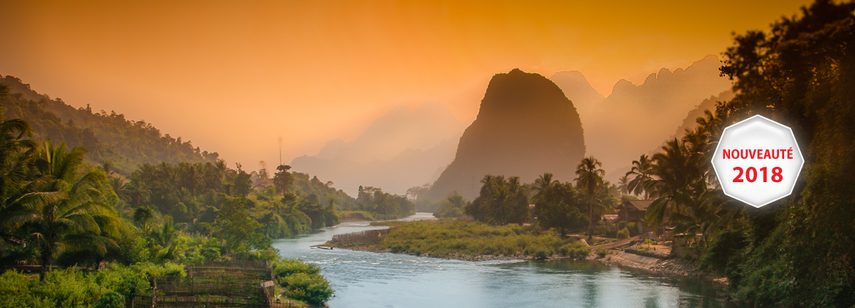 Croisière d'exception au Laos