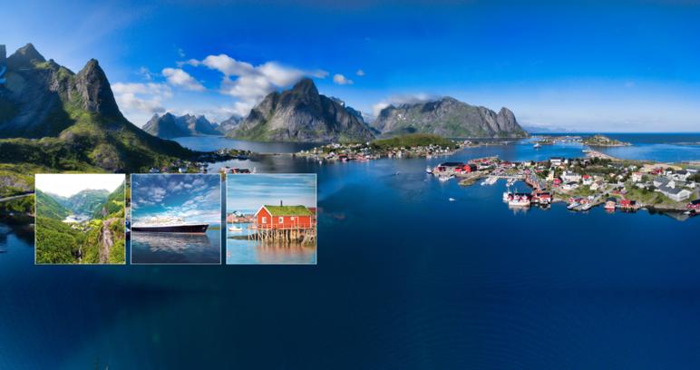 Cap Nord & la route des fjords !