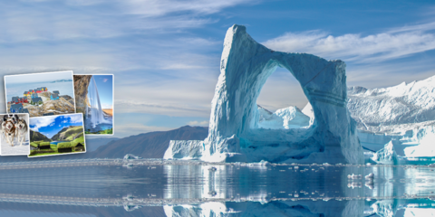 Croisière d'exception Groenland, Islande & Irlande 2018