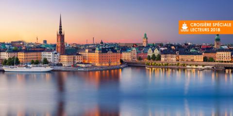 Les capitales de la Baltique
