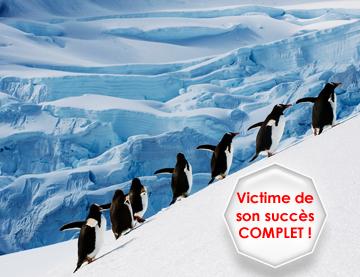 Antarctique, voyage d'une vie