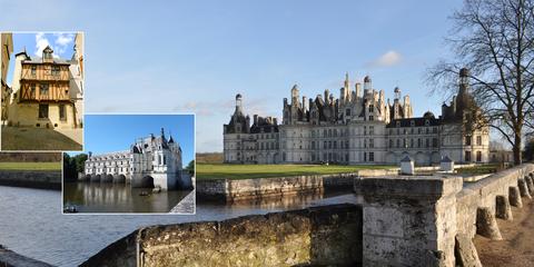 Croisière Les châteaux de la Loire, un héritage royal
