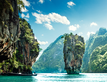 Majestueuses Thaïlande & Malaisie