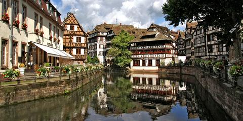 Alsace pittoresque et gourmande