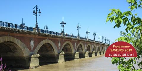Saveurs & Grands crus au fil de la Gironde, 2 programmes au choix
