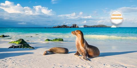 Croisière Expédition aux Galápagos