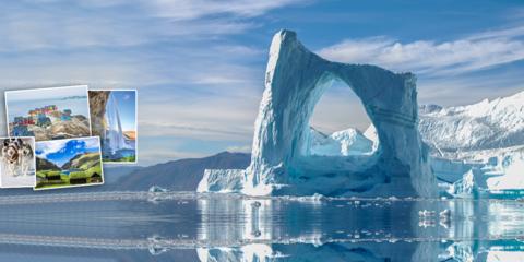 Groenland, Islande & Irlande 2019