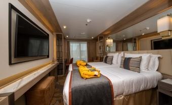 Cabine Veranda Suite