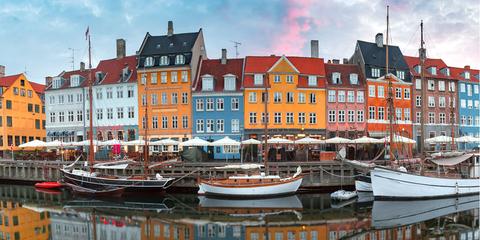 De Berlin à Copenhague
