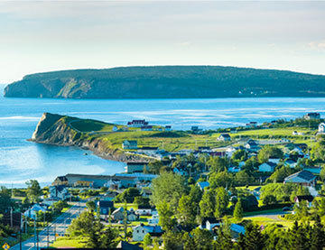 Le Canada en croisière sur le Saint Laurent