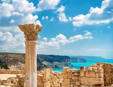 Chypre et la Terre sainte
