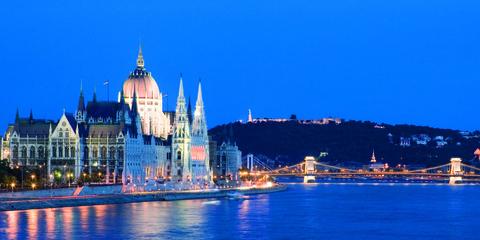 Marchés de Noël des capitales du Danube