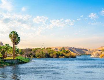Trésors d'Egypte au fil du Nil