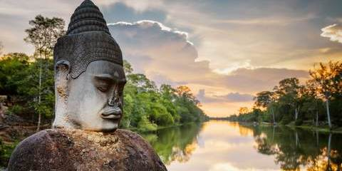 Croisière sur le Mékong et Cambodge