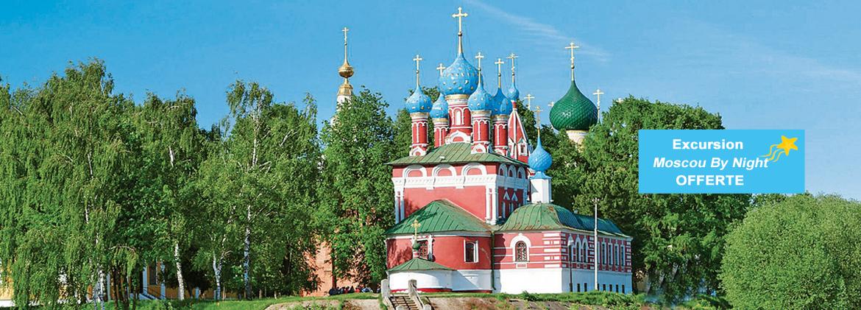 Fleuves et lacs de Russie