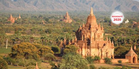 Croisière Au Coeur de la Birmanie