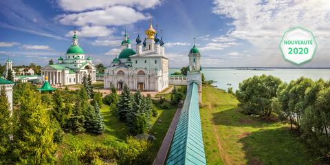 La Volga, de Moscou à Rostov