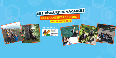 Séjours Sciences participatives OSI