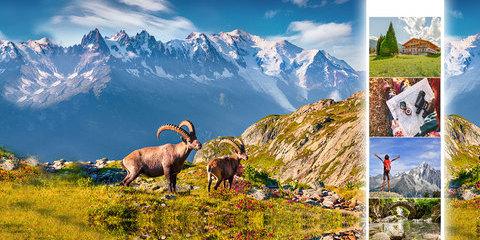 Séjours Activités Insolites Mont-Blanc