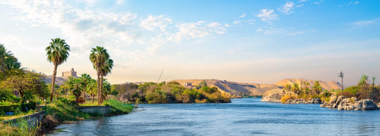 Trésors et légendes d'Egypte au fil du Nil