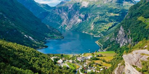 Fjords de Norvège 2021