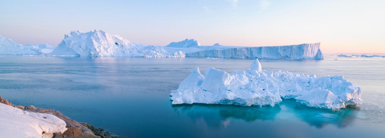 Villages inuits au Groenland