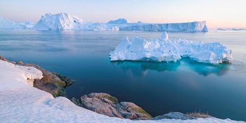 Villages inuits du Groenland