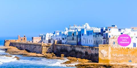 Rando & hammam à Essaouira