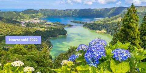 Madère et l'archipel des Açores