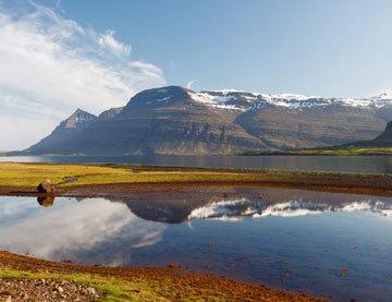 Spectaculaire Islande, terre de glace et de feu
