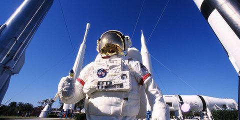 Sur les traces de la NASA