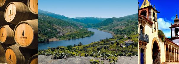 Croisière sur le Douro, entre vignes et villages du Portugal