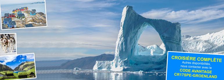 Croisière d'exception Groenland & Islande 2017