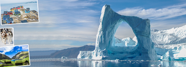 Croisière d'exception Groenland & Islande