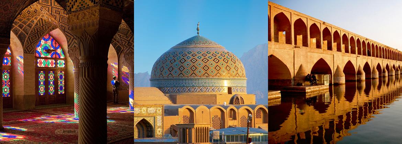 1er circuit : Les trésors de la Perse