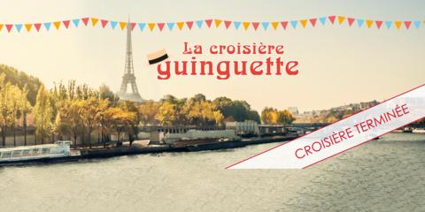 Venez guincher sur la Seine !