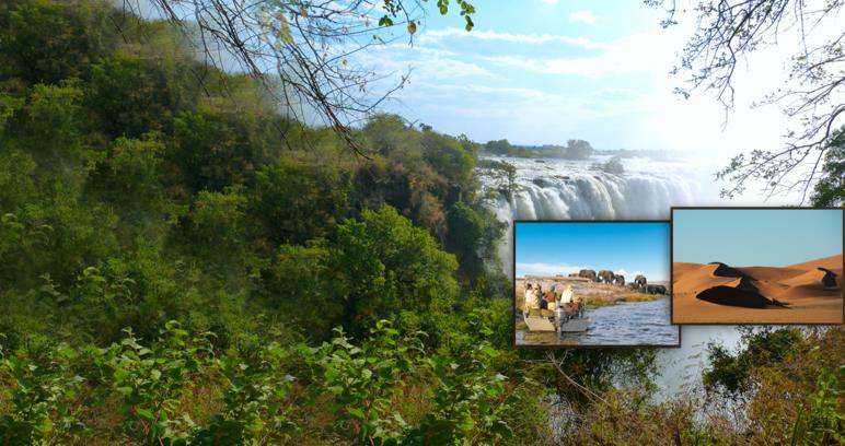 Inoubliable et envoûtante Afrique Australe