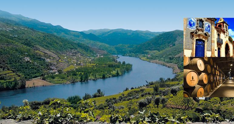 Croisière sur le Douro entre vignes et villages du Portugal