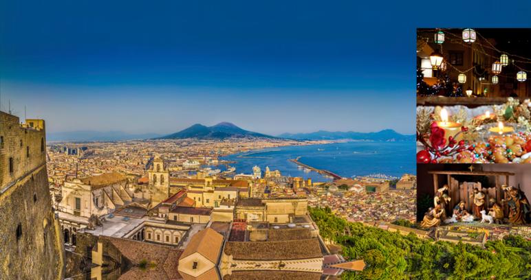 Naples, traditions de l'Avent et gastronomie italienne