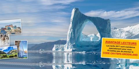 Croisière d'exception Groenland & Islande 2018
