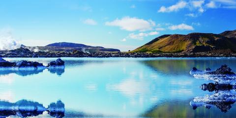 L'Islande vers des Terres de feu et de glace